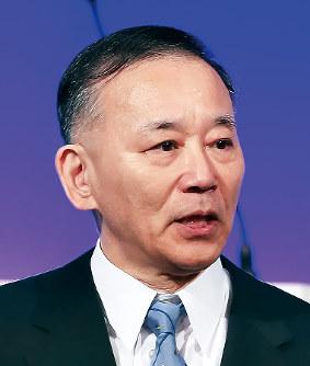 谷垣禎一・前自民党総裁