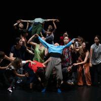 「さいたまダンス・ラボラトリ」の公開リハーサルより、湯浅永麻作品の一場面(c)matron2019