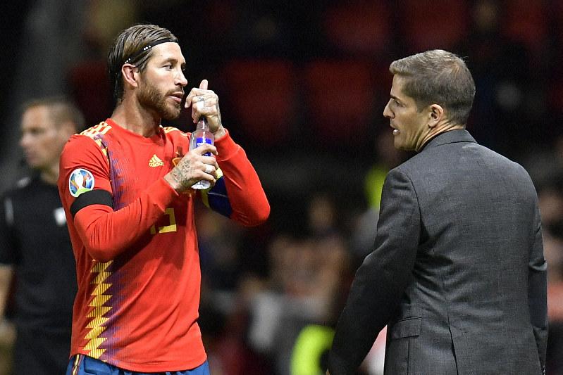 Soccer: Ramos equals Casillas record