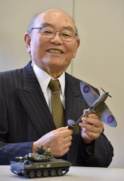 「ツインスター」60年=田宮俊作・タミヤ会長兼社長/760