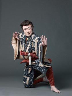 天竺徳兵衛を演じる中村芝翫(写真提供 国立劇場)