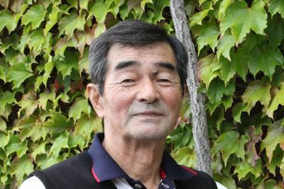 金野昭次さん=札幌市豊平区内で2015年9月24日、坂本智尚撮影