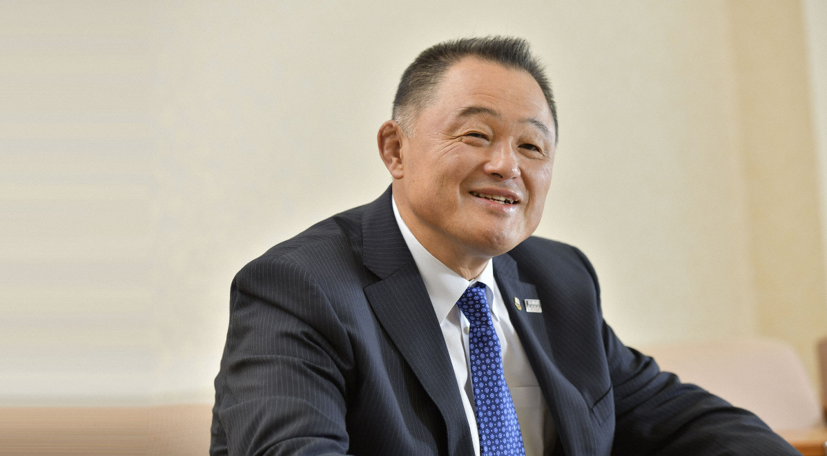 東京・わたし:山下泰裕JOC会長が語る「スポーツでの学び、人生に ...