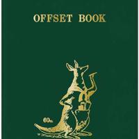発売60年を記念した限定野帳。カンガルーがあしらわれている=コクヨ提供