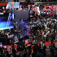 多くの人が集まった「東京ゲームショウ」=千葉市美浜区の幕張メッセで2019年9月12日、宮武祐希撮影