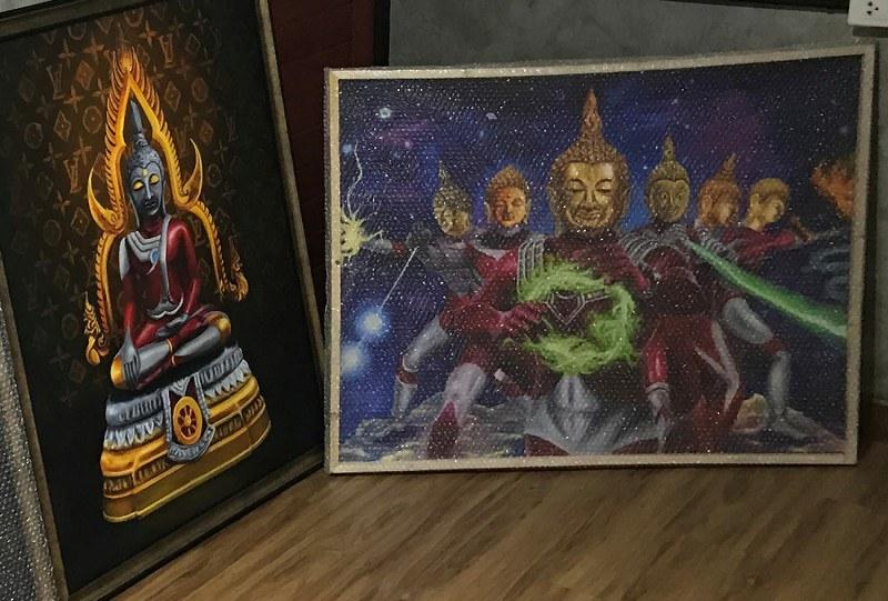世界の雑記帳:「ウルトラマンブッダ」タイで物議、強硬派仏教徒は作者 ...