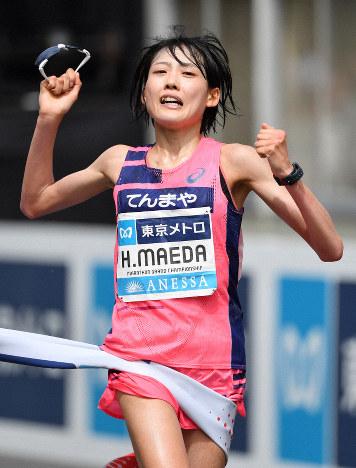 「東京五輪マラソン代表 内定」の画像検索結果