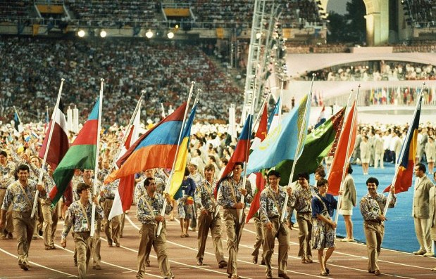 In Photos: Historic moments of the Olympic Games -- Barcelona 1992[写真特集1/39]- 毎日新聞