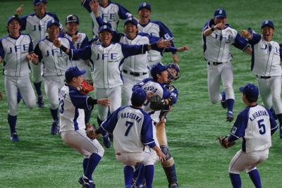 【都市対抗優勝】JFE東日本(4大会ぶり10回目)