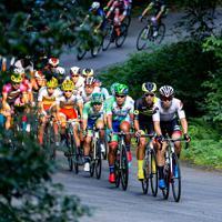 チームブリヂストンサイクリングでは沢田桂太郎が主に牽引=JBCF提供