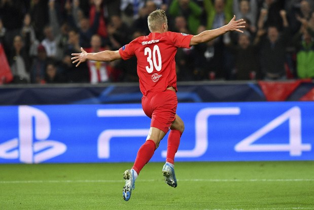Champions League Haaland Hits 3 As Liverpool Chelsea Lose The Mainichi