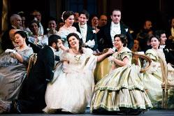 ミラノ・スカラ座2020年日本公演「椿姫」(photo Brescia e AmisanoTeatro alla Scala)