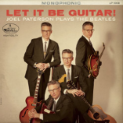 This cover image released by Bloodshot Records shows 'Let it Be Guitar!' by Joel Paterson. (Bloodshot Records via AP)