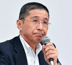 西川広人社長兼最高経営責任者(CEO)