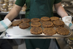 ビヨンド・ミートの代替肉で作られた食材