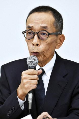 山内康裕 日産自動車最高執行責任者(COO)