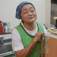 「子どもの笑顔と、成長した姿を見られることがやりがい」と語る両角小夜子さん=埼玉県朝霞市の「わ・和・輪の会 子ども食堂」で