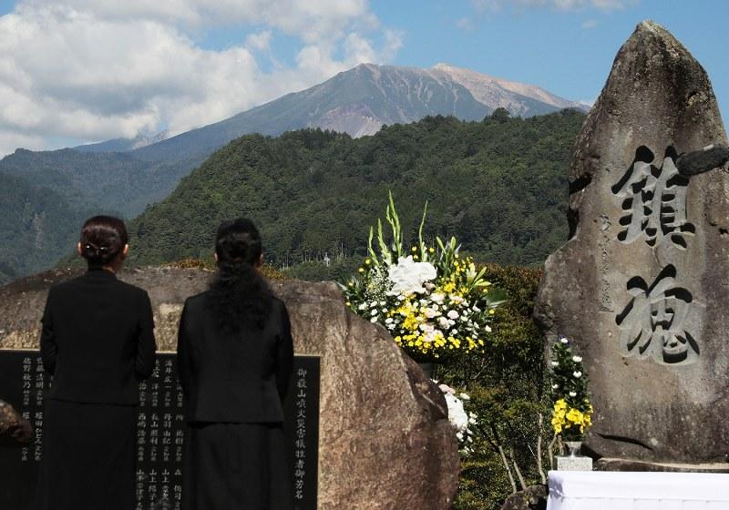 御嶽 山 噴火 犠牲 者