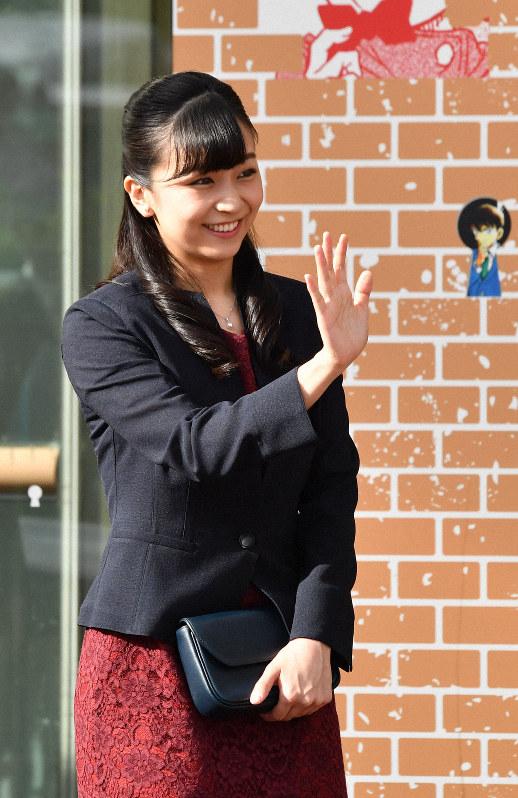 佳子さま、手話交え高校生と交流 鳥取入り , 毎日新聞