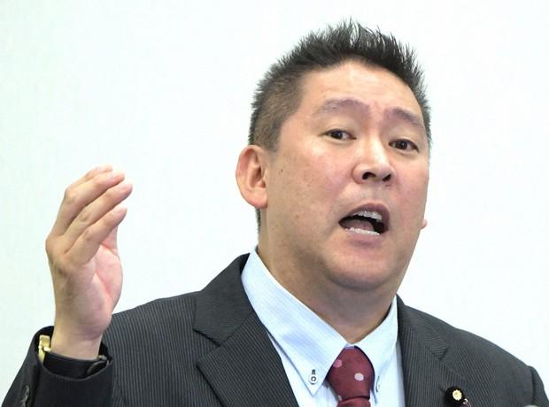 N国、同姓同名「小池百合子」擁立も 立花氏「新型コロナ対策受け入れ ...