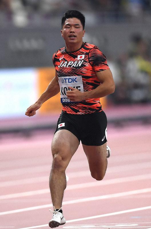 小池「最初で全部ダメ」男子100m準決勝2組7着 本職の200mで本来の走り ...
