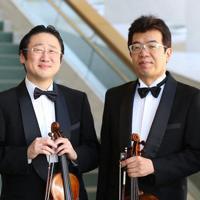 田島高宏(左)と廣狩亮(右)=提供写真