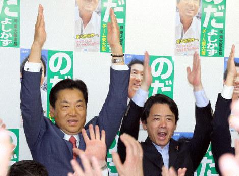 東大阪市長選挙
