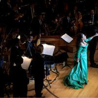 バルトリとクルレンツィスによる特別コンサートのカーテンコール=9月13日 (C)Peter fischli / LUCERNE FESTIVAL