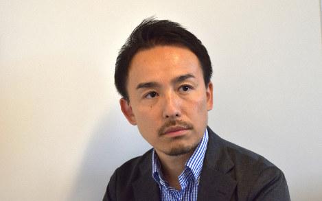八田浩輔記者