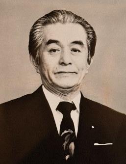 Eiji Moriyama, former deputy mayor of Takahama, Fukui Prefecture.