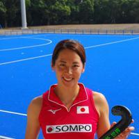 ホッケー女子日本代表・小野真由美さん