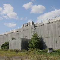 東日本大震災の遺構として一部保存される旧門脇小の校舎=宮城県石巻市で2019年10月9日午後0時56分、和田大典撮影