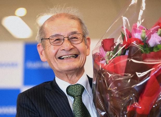 旭化成 ノーベル 賞