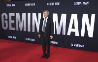 Director Ang Lee attends the premiere of