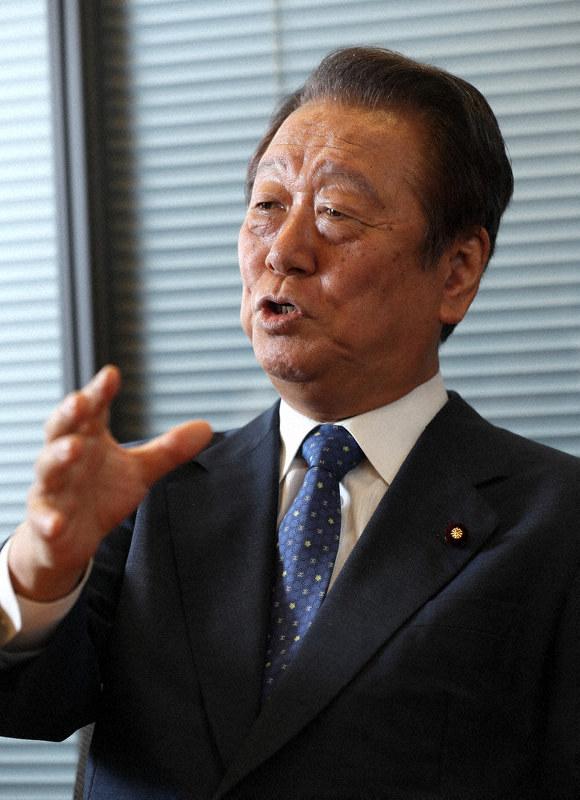 倉重篤郎のニュース最前線:政治家50年 小沢一郎の新民主党宣言 格差 ...