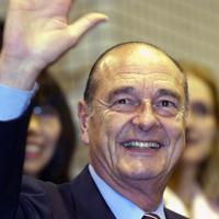 ジャック・シラク氏 86歳=元仏大統領(9月26日死去)