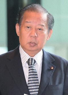 Toshihiro Nikai (Mainichi/Masahiro Kawata)