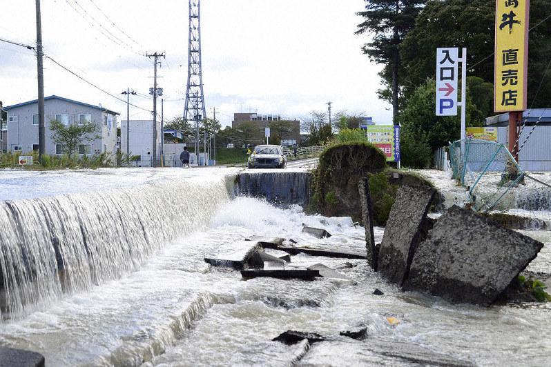 郡山 市 台風 被害 台風6号による福島県郡山市における被害の現地調査
