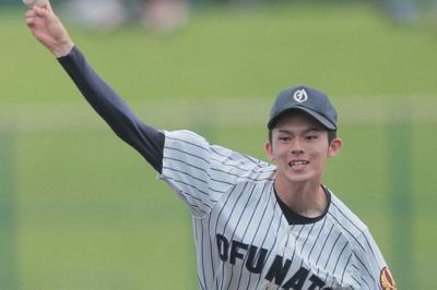 【ロッテ1位】佐々木朗希(投手・大船渡高 右投げ右打ち)