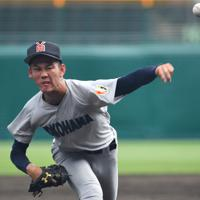 【阪神3位】及川雅貴(投手・横浜高 左投げ左打ち)