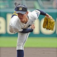 【阪神1位】西純矢(投手・創志学園高 右投げ右打ち)