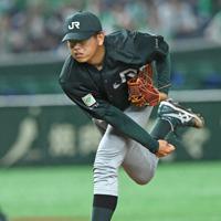 【巨人2位】太田龍(投手・JR東日本 右投げ右打ち)