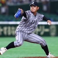 【日本ハム1位】河野竜生(投手・JFE西日本 左投げ左打ち)