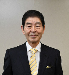 Taito Ward Mayor Yukuo Hattori (Mainichi)