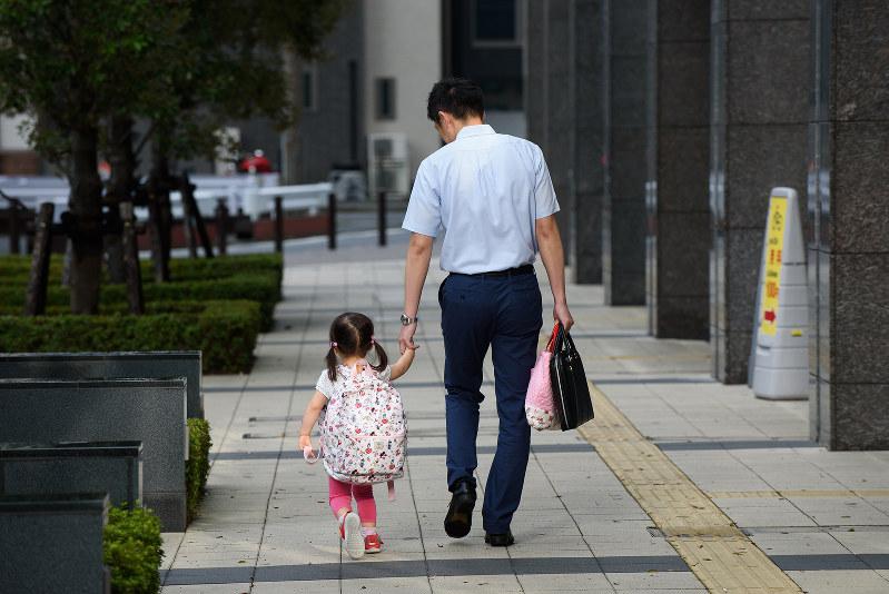 子どもがまだ小さいのに亡くなったら・・・・・・ Bloomberg