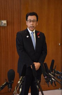 Sapporo Mayor Katsuhiro Akimoto (Mainichi)