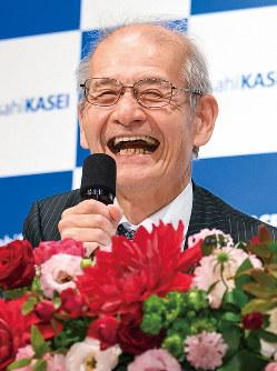 今年のノーベル賞化学賞に選ばれた旭化成の吉野彰名誉フェロー