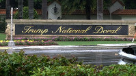 This June 2, 2017 file frame from a video shows the Trump National Doral in Doral, Florida. The White House says it has chosen U.S. President Donald Trump's golf resort in Miami as the site for next year's Group of Seven summit. (AP Photo/Alex Sanz)