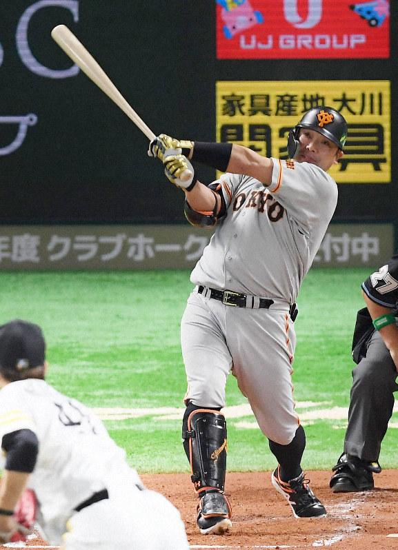 5番・指名打者」阿部シリーズ10年ぶり一発 逆転負けも「また明日 ...