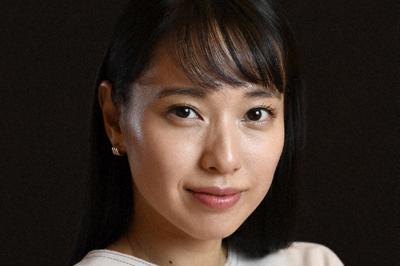 NHKの連続テレビ小説「スカーレット」に出演する女優の戸田恵梨香さん=東京都渋谷区で2019年9月12日、藤井達也撮影